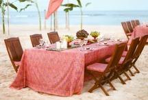 Casamento na praia. / O que é melhor! de graça não se paga nada pelo espaço.