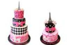 Barbie/Paris Galore / I love Barbie. Great party ideas.