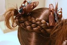 Beauty and Hair / Beauty and Hair Tips plus hairstyles for all lengths of hair