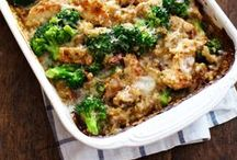 Recipes: Casseroles / Casserole Recipes for those nights when you just don't feel like being in the kitchen!