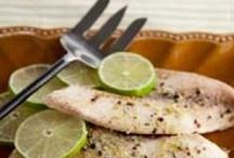 Recipes: Seafood / Seafood recipes for everything shrimp, tilapia, salmon, flounder and more.