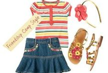 Fashion for Babies and Kids / Clothes and accessories for children and babies. / by That Bald Chick