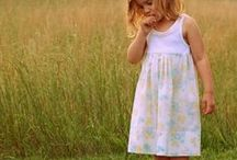 Pillow Case Dresses / Your little girls will look adorable in one of these Pillow Case Dresses.