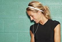 health + fitness // tunes / by Natasha