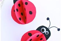 Crafts for Kids / Quick, easy, fun, and simple learning arts and craft activities for kids. Craftivities and crafts for children in PreK, preschool, kindergarten, and primary.