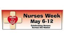 Nurses Week Galore / by Barbara Platt (Barbara's Beat)