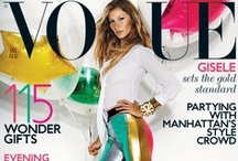 VOGUE Mag Covers
