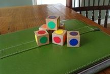 Preschool- shapes/colors / Shape and Color learning activities for preschoolers / by Cheryl Martinsen