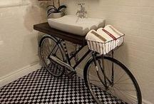Reduse, Reuse, Upcycle / Great ideas for bringing new life to old items