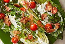 Recipes: Salads/Soups / by Jennifer DeCapite
