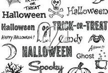 Halloween @ School
