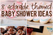 Baby shower ideas / by Donna Tollett