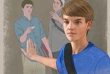 Teenagers Galore / by Barbara Platt (Barbara's Beat)