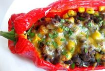 Feed me: Mexican / Mexican & spicy foods / by Annie Schwebel