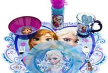 FROZEN Galore / We love the movie and it's nominated for an Academy Award tonight.