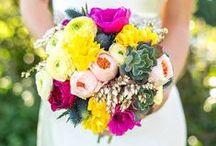 Bright and Beautiful | Wedding Ideas