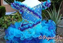 little pageant dresses