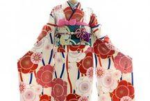 - Kimono & yukata -