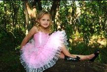 MY PAGEANT CREATIONS / Pageant dresses