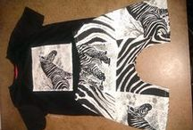 My Other Creations / clothes or designs other than Matric, Wedding or Pageant dresses