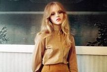 70's style / Fashion based on the 70's. A mix of vintage, street style and modern takes on the era