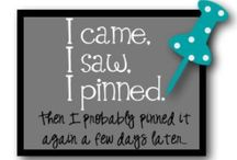 PIN there, done that! (Misc.) / by Jennifer DeCapite