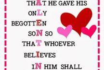 GOD/JESUS Galore