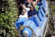 CAROWINDS Galore / A Cedar Fair Amusement Park on the border of NC and SC