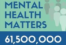 Mental Health Matters / 2015-16 President's Project