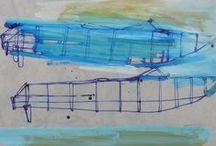 Daniel Schneider Motor Boat Series