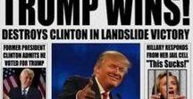 President Trump Galore