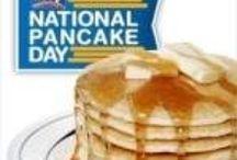 National Pancake Day Galore