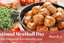 National Meatball Day Galore