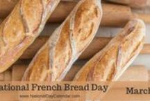 National French Bread Day Galore