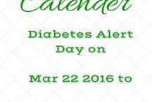 AMERICAN DIABETES ASSOCIATION ALERT DAY Galore