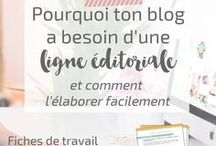 Blog - Création et lancement / Ressources pour créer son blog et le lancer