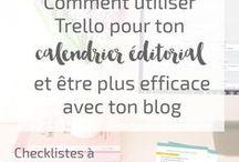 Faire vivre son blog / Quoi vérifier, quelles actions entreprendre ponctuellement ou quotidiennement pour faire vivre et évoluer son blog .