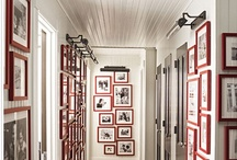 Gallery Walls / by Jeannine @ Be Loved