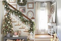 christmas ideas / Tons of Christmas ideas. Christmas decorations, gifts, DIY projects, holiday decor,
