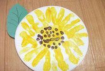 September in Kindergarten / This board includes ideas, activities, and resources for September in the kindergarten classroom.