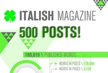 Italish Magazine / The Magazine about Irish culture home, abroad and... in Italy! --- Il Magazine dedicato alla cultura Irlandese in Irlanda e all'estero, con un occhio di riguardo per l'Italia. --- Facebook: https://www.facebook.com/ItalishMagazine --- GooglePlus: http://goo.gl/HD89V --- Web: http://italish.eu/