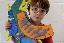 Kindergarten Centers: Playdough Modeling Sculpture / This board includes ideas, activities, resources for a kindergarten classroom play dough, modeling, and sculpture center.