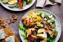 Food & Recipes / A collection of our favorite breakfast, lunch, dinner, dessert and snack recipes.