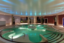 SPA - Perfect Pampering / The luxurious spa facilities at Rockliffe Hall...
