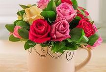 Flowers For You / Flowers make our world beautiful, whether it be to to decorate your home, make that someone special smile or even to complete that big day