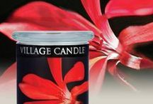 Radiance Collection Candles / Radiance Collection by Village Candle® includes 8 oz., 13 oz. and 21 oz. jars. Each jar candle features a crackling wood wick, sophisticated fragrances and a full wrap label with Lumiglow technology that brings the stunning artwork to life and ignites the senses.