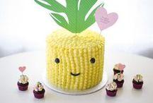Celebration Cakes / Amazing party cakes.