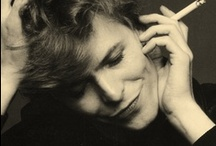 Mr Bowie  / For being effortlessly cool and brilliantly photogenic