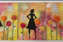 My Creations / For my mixed media, scrapbooking and papercraft projects.