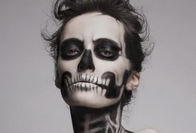 Skull:for:a:tatoo / by AnnA